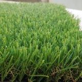 Prezzo basso che modific il terrenoare l'erba sintetica del tappeto erboso artificiale per il giardino