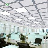 Commerce de gros matériaux décoratifs en aluminium panneau faux plafond à la norme ISO9001