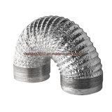"""Condotto flessibile di alluminio del cunicolo di ventilazione (2 """" ~20 """")"""