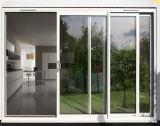 Portello scorrevole di alluminio di disegno di Morden per stanza interna