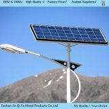 2018 Nuevo de acero inoxidable de alta calidad de la luz solar Post
