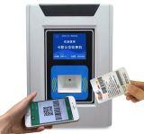 Cl fábrica-A0509 Tarjeta Sin Contacto validador de billetes de transporte público de recogida de tarifa automática Afc