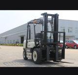 3 Tonnen-und Dieselmotor-angeschaltene Ladeplatte der Tonnen-1-10 oder manueller Ladeplatten-Gabelstapler mit CER Standard