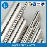 Tubulação de aço inoxidável de recozimento laminada de qualidade superior 201 sem emenda