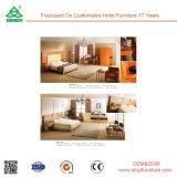 Venda por grosso de mobiliário moderno Hotel Madeira Ferro Quarto Set