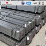 La qualité Q235 a fendu la barre de fer plate douce du carbone A36