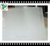 Feuille de verre trempé 3.2-4mm ultra/extra-clair Mistlite verre solaire