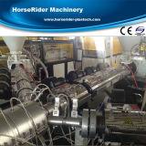 Tubo del conducto del PE que hace la máquina