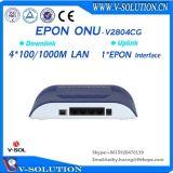 4Gigabit LAN Ethernet 4*1000m de données du réseau fibre optique de l'ONU Gepon Epon
