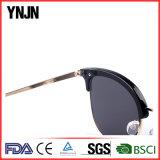 Сбор винограда конструкции Ynjn солнечные очки нового большого Unisex