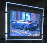 Cristal magnétique mince Lightbox de Lightbox Lightbox DEL Lightbox