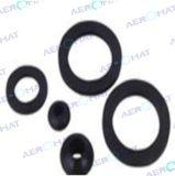 O-ring van de Delen van de Versiering van de Rand van hoge Prestaties de Rubber Hydraulische Verzegelende die in Aeromat wordt gemaakt