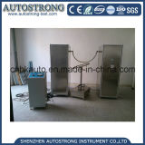 IPX3 60度の角度に対する保護水発振チューブテスト機器
