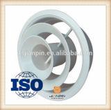 De ronde Verspreider van de Lucht van het Aluminium van de Verspreider HVAC van het Plafond Straal
