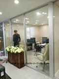 단 하나 명확한 유리벽 알루미늄 사무실 분할