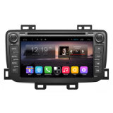 GPS Bt 라디오 iPod 4G TPMS 미러 링크 1080P를 가진 광택 H320 H330 차 두 배 2DIN 자동 DVD 플레이어