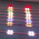 새로운 품목 모듈 2 년 보장 SMD5050 4LEDs IP67 LED