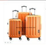 Bw1-011 ABS Fashion Gorgeous Solid Bag Bag Hard-Shell Smart Luggage