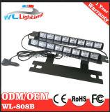 Barra chiara d'avvertimento interna Emergency del camion della visiera 48 LED del LED