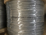 Corda de fio de aço galvanizada 7*7 2mm