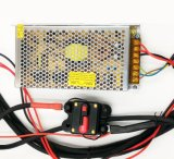 JeepWrangler Jk 07+ 6-Switch Panel mit Steuer-und Quellsystems-Relais-Kasten