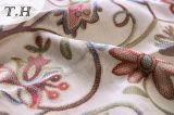 Beautifule Floral Sofa Fabric Jacquard 100% Polyester