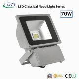 Como vender luz de inundação clássica LED de 70W / 100W com certificado