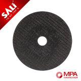 4.5 pollici 115 x disco di taglio dell'abrasivo 1.2 per metallo