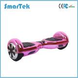 Roue neuve du scooter deux de couleur de chrome de modèle de Smartek équilibrant Hoverboard Gyropode plaquant la planche à roulettes de chrome d'Escooter Gyroskuter avec Bluetooth 010chrome