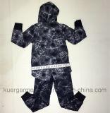Мальчик Hoodies мальчика резвится костюм в одеждах малышей