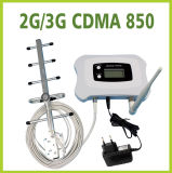 Het Mobiele Signaal van de Telefoon CDMA 850MHz de HulpRepeater/Spanningsverhoger van het Signaal van de Telefoon van de Cel