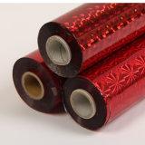 Rotglühende stempelnde Folie für Papier/Plastik (64CM*120M/roll)