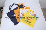 Nuovo sacchetto non tessuto materiale 2017 un lato inferiore, Portable, sacchetti di laminazione