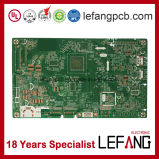 1.6mm 10layers pour Comsumer Electronics PCB Board