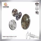 CNCの機械化の機械装置部品のステンレス鋼のフランジ
