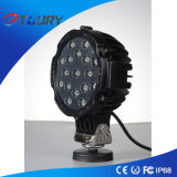 Auto Parts de iluminación LED 51W Lámparas de LED de Trabajo cree Spotlight