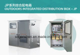IP impermeabile esterno casella integrata/completa di 56 dell'acciaio inossidabile Jp-02 di distribuzione con la funzione della compensazione/controllo/terminale/lampo