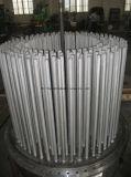 Sistema automático del filtro de la turbulencia para el tratamiento de aguas de la circulación