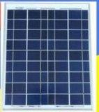 Более конкурсная 15W поли панель солнечных батарей, фотоэлемент 156*156mm