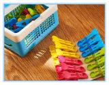 Pince à linge en plastique avec le panier (30PCS/SET)