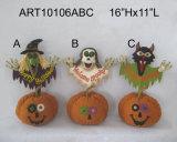 Подарок Pumpkin-3asst украшения Halloween