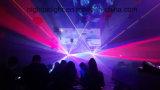 Лазерный луч одушевленност Nj-Las5w RGB 5W для этапа DJ