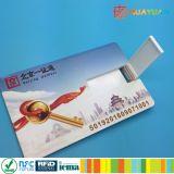 熱い販売! ! 高い安全性MIFARE標準的なEV1 RFID USBの名刺