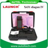 De beste Automobiel Kenmerkende Lancering X431 Diagun IV Lancering x-431 Diagun 4 van de Scanner van de Scanner van de Code van de Update van 2 Jaar Vrije