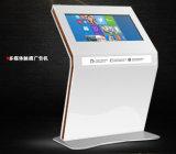 Lecteur vidéo de kiosque de /Touchscreen de panneau lcd de 43 pouces/étalage de la publicité