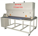 Horizontales Maschinen-heiße Platten-Schweißgerät