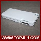3D Geval van de Telefoon van de Overdracht van de Hitte van de Sublimatie Mobiele voor Aanraking 6 van iPod