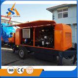 Elektrischer und Dieseltyp Betonpumpe