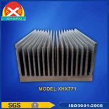 Aluminiumkühlkörper für das Signal, das Sendungs-Übermittler abschirmt