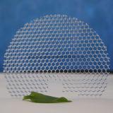Âme en nid d'abeilles de polycarbonate pour l'éclairage